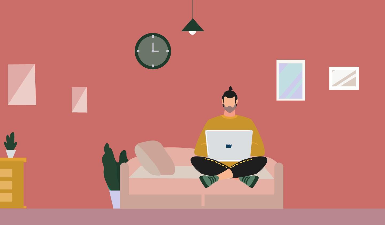 Menjaga Produktivitas di Rumah