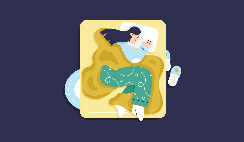 Menjaga Pola Tidur Ideal