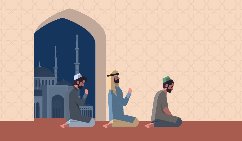 Sepercik Air: Mindfulness dalam Islam