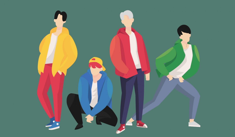 Mengurai Maskulinitas Lewat K-Pop
